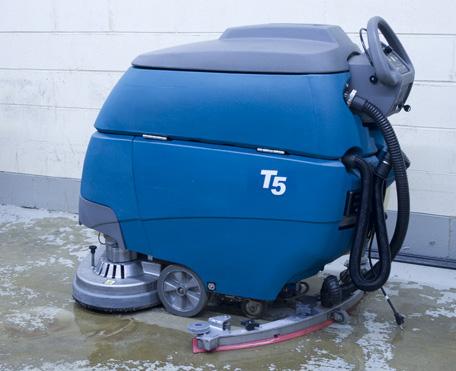Tennant T5 32″ Disk Walk Behind Floor Scrubber