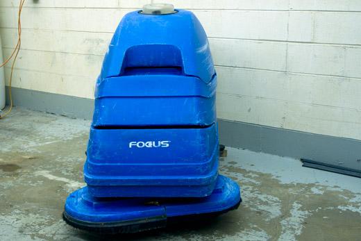 Clarke Focus Floor Scrubber