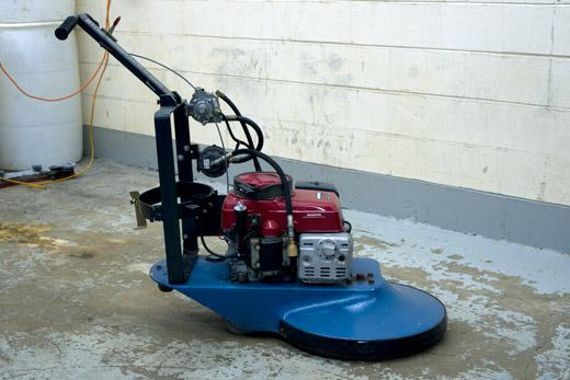 Honda Propane Floor Buffer '13