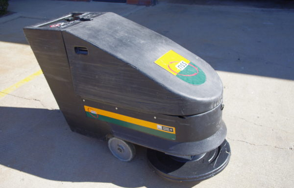 NSS Charger 2025 AB – Commercial Floor Burnisher