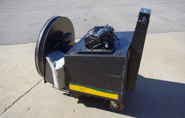 NSS Charger 2717 DB 27 Inch Battery Floor Burnisher